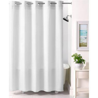 Shower Curtain, Liners & Accessories